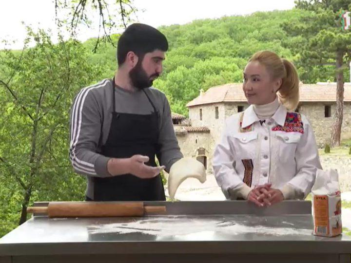 Крымский орнамент. Нить 3. Армяне
