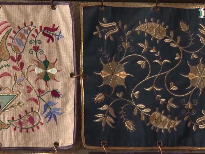 Что означает орнамент на крымско-татарской вышивке