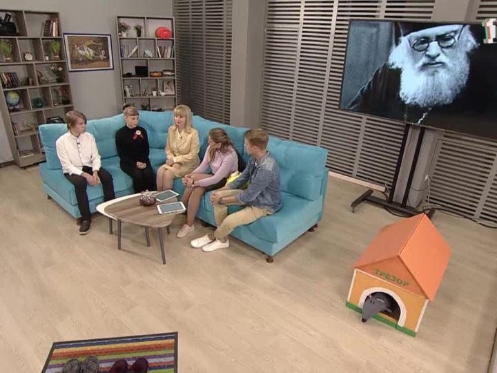 «Утро нового дня».  В гостях Елена Иваниченко, Денис Фильченков, Екатерина Галинская