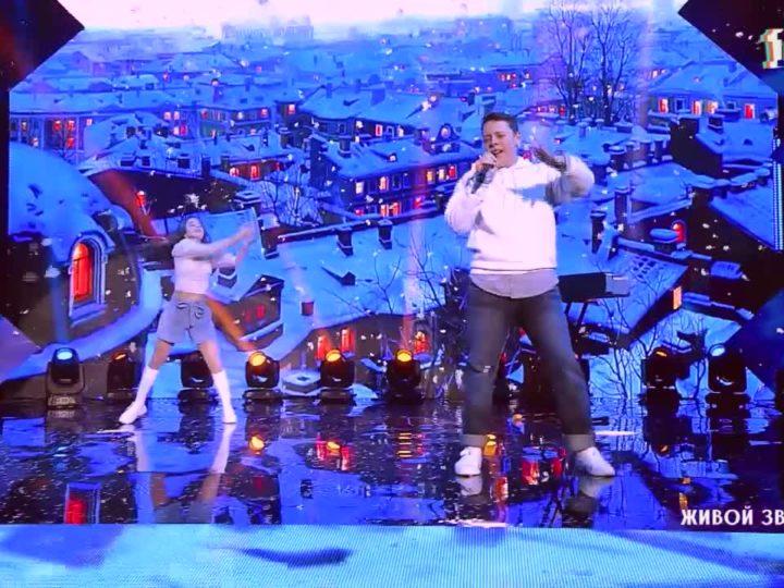 Финал шоу «ТаланТЫ». Богдан Абдурахманов и Валерия Бурлаченко