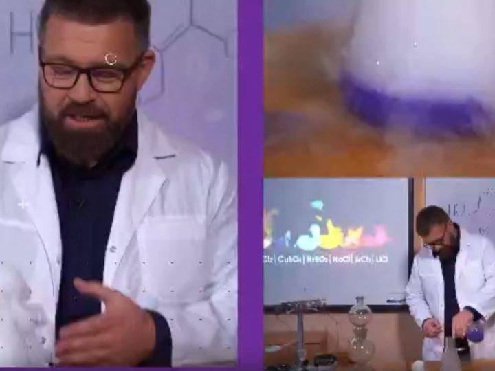 Телеканал «Первый Крымский» запускает проект для самых продвинутых — эрудит-шоу «Ты знаешь!»