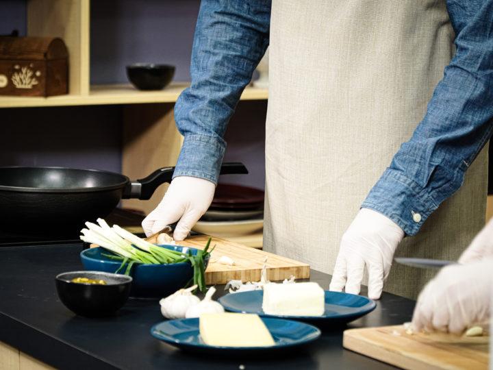 Кулинарное шоу «Как есть» смотрите c 13 марта на «Первом Крымском»