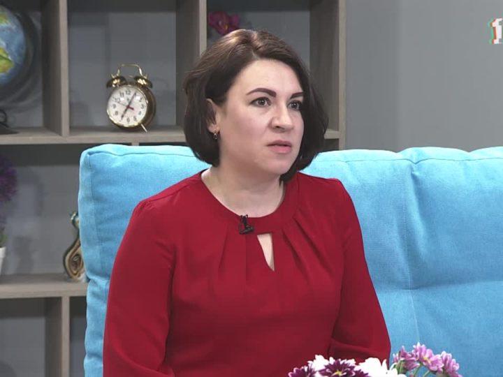 «Утро нового дня». В гостях Наталья Чередниченко