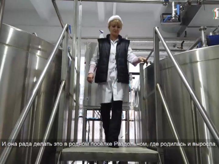 Деревенское счастье Ларисы Шаповаловой