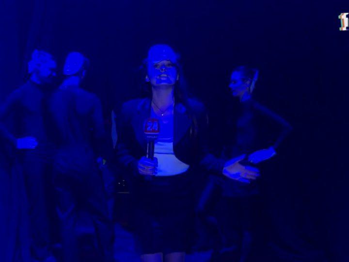 В Ялтинском театре Чехова состоялось закрытие фестиваля «Сцена -Молодость-Крым»