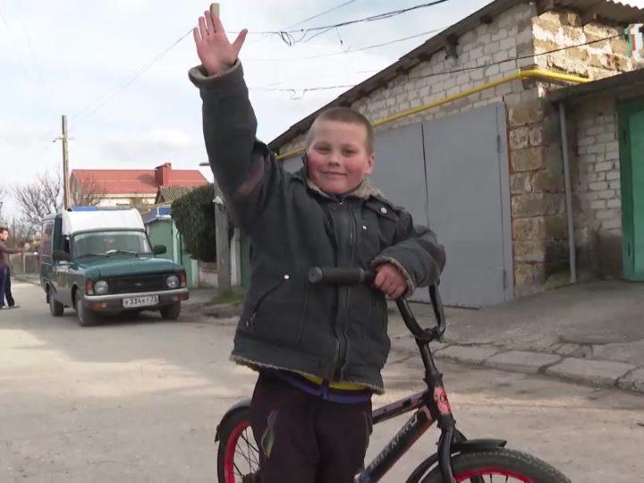 В Крыму можно сдать старые ненужные велосипеды