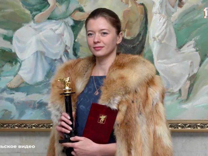 Керченская художница стала лауреатом международной премии «филантроп»