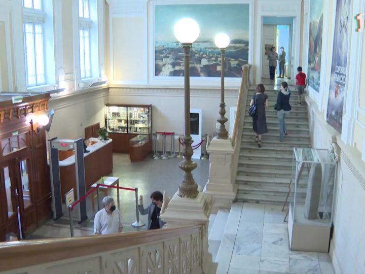 Всемирная акция «Ночь в музее» прошла в Крыму